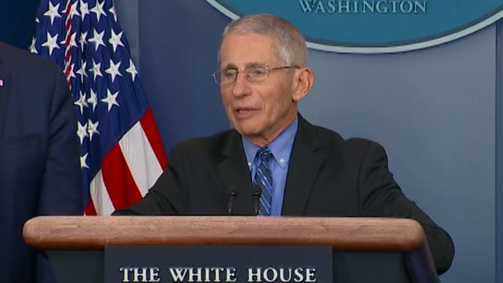 Fauci advises Trump to be flexible on Easter timeline to ease COVID-19 restrictions