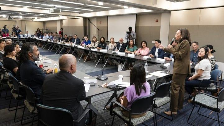 Texas House Democrats flee to DC amid voting debate