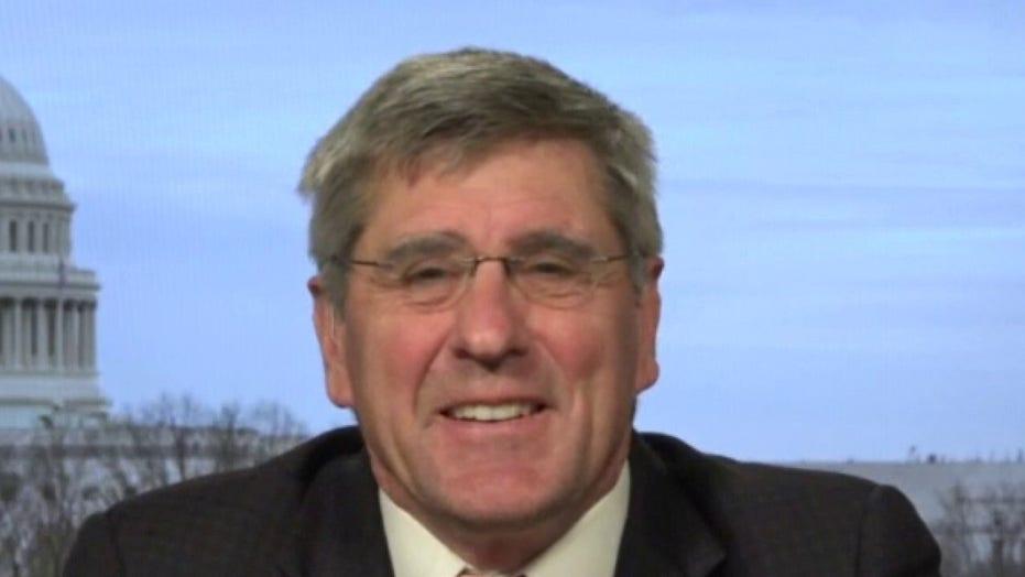 Stephen Moore rips 'absurd' $  2G stimulus push: 'We are spending money like it's M&M's'