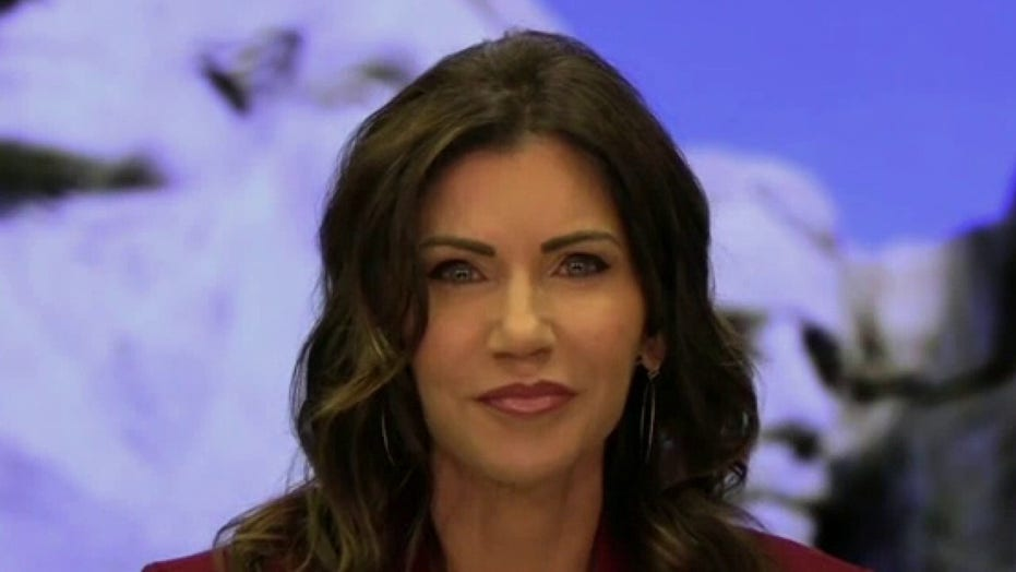 Gov. Noem: Media lied about Sturgis Rally being COVID 'super spreader'