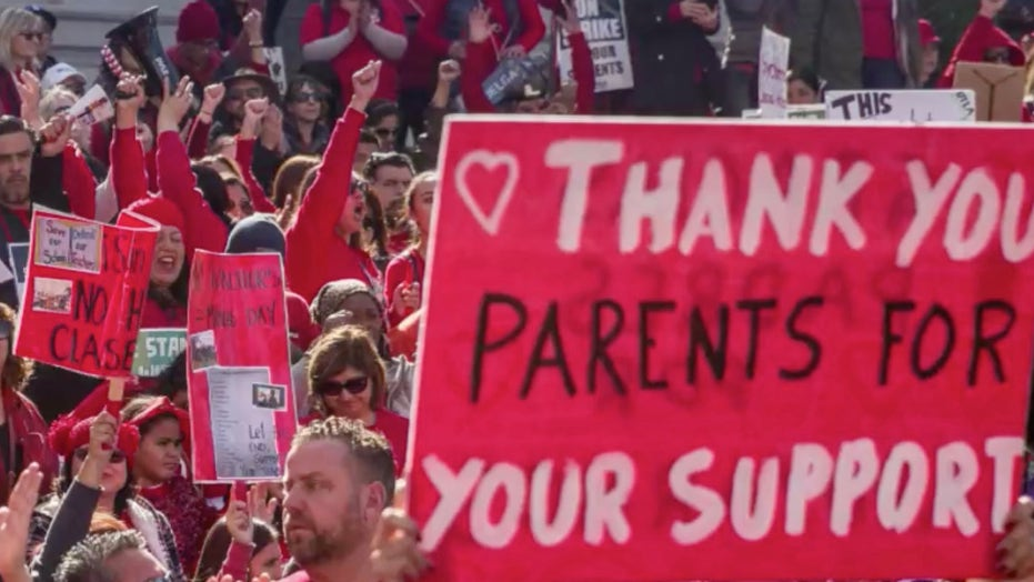 Where the LA teachers union suggests getting its funding from