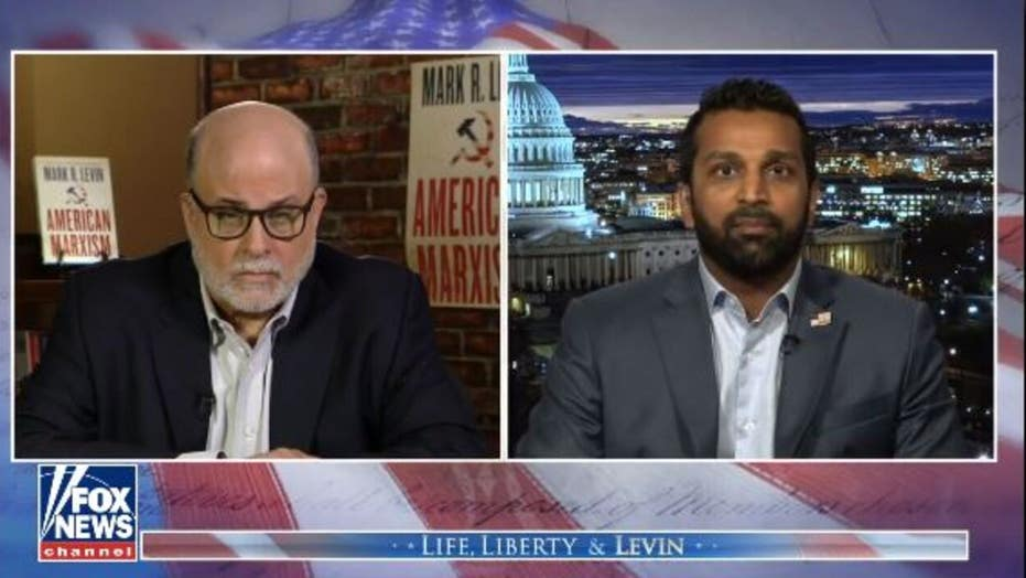 Kash Patel: Milley's actions 'egregious' and a 'violation of the Constitution'
