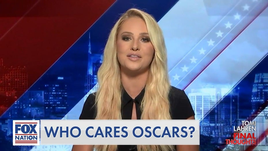 Tomi Lahren takes on 2021 Oscars: 'Bogus and totally disingenuous moral crusade'