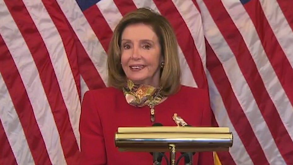 Pelosi doubles down on demand for $2.2T coronavirus relief