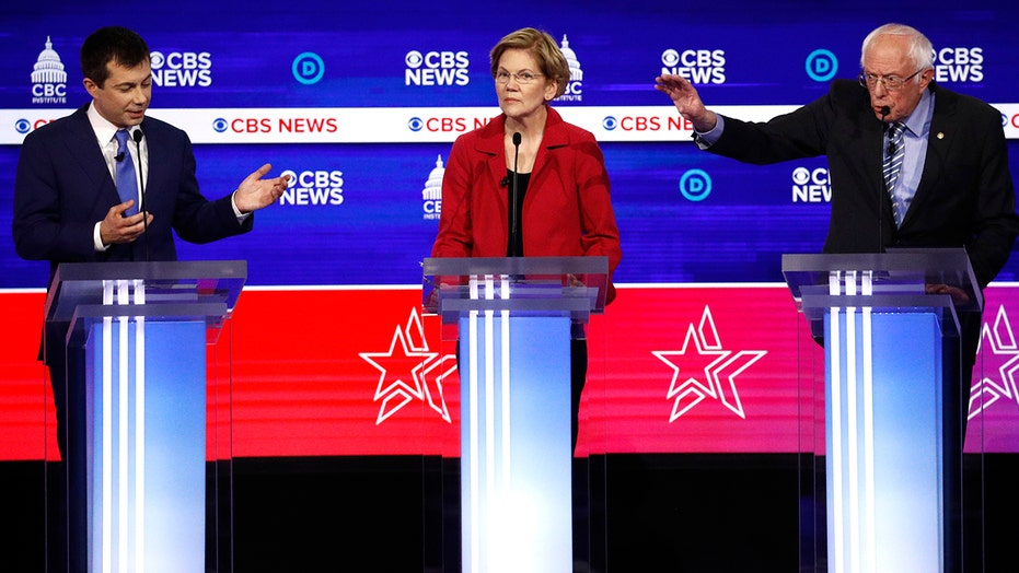 Candidates battle to stand out during South Carolina debate