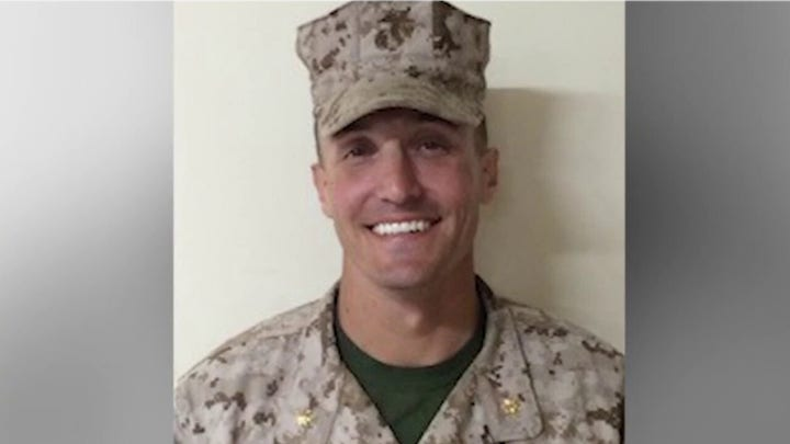 Parents of jailed marine speak out on their son's detainment