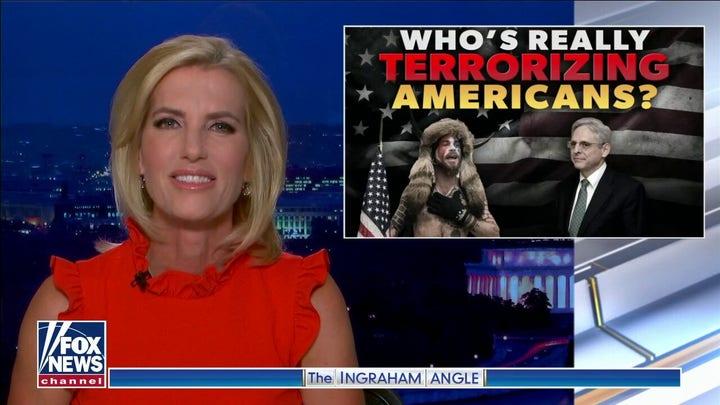 Laura Ingraham stel bloot wie Amerika regtig terroriseer