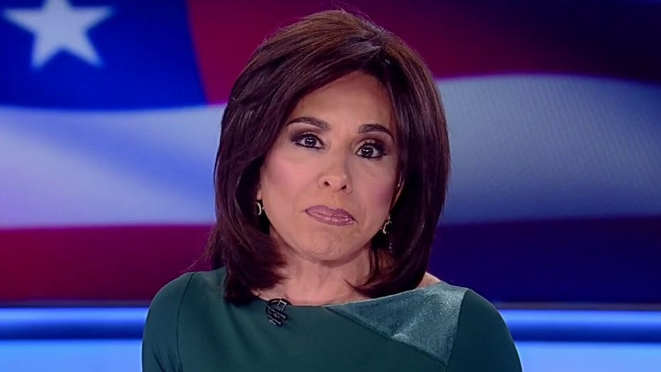 Judge Jeanine Pirro: I want to...