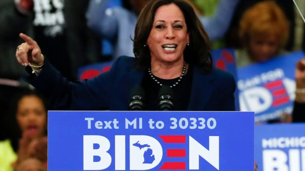 Bret Baier on Biden VP pick: Why Kamala Harris puts 'die hard' Democrats at ease