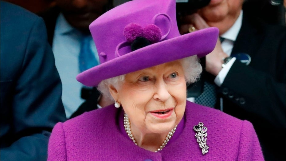 Queen Elizabeth issues statement on coronavirus outbreak