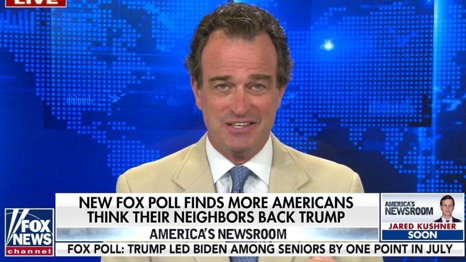 Charlie Hurt says polls looking similar to 2016