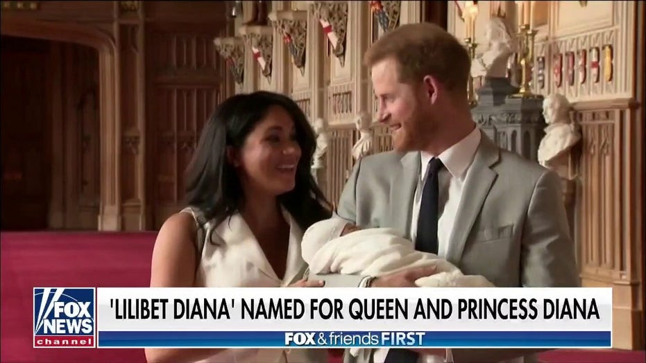 Meghan Markle, Prince Harry's daughter missing from the royal line of succession weeks after birth