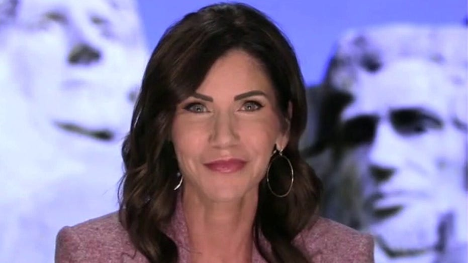 Biden Administration denies Mount Rushmore 4th of July fireworks in 'partisan and political' move: Gov. Noem