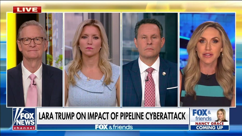 'Really scary' to see gas shortages in first months of Biden admin: Lara Trump