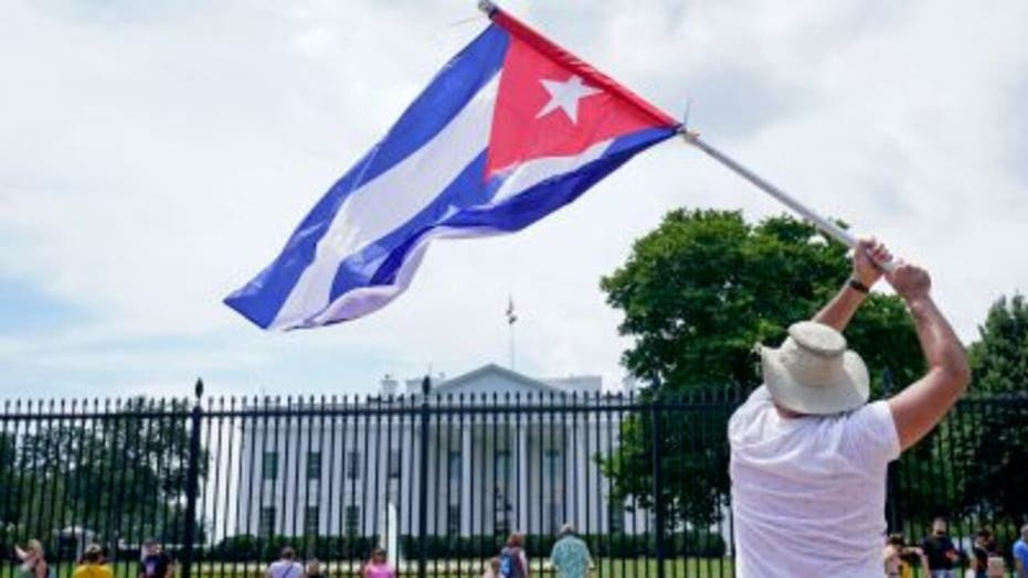 Florida Democrat dings AOC for blaming Cuban unrest on USA: They're 'demanding freedom' from Communism