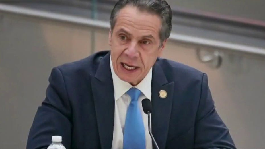 NY lawmaker calls for Cuomo to resign, 'keep options open' to impeach
