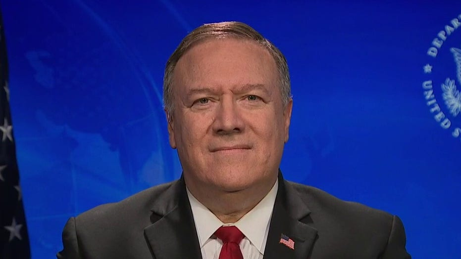 Pompeo: China's lack of transparency put people around the world at risk
