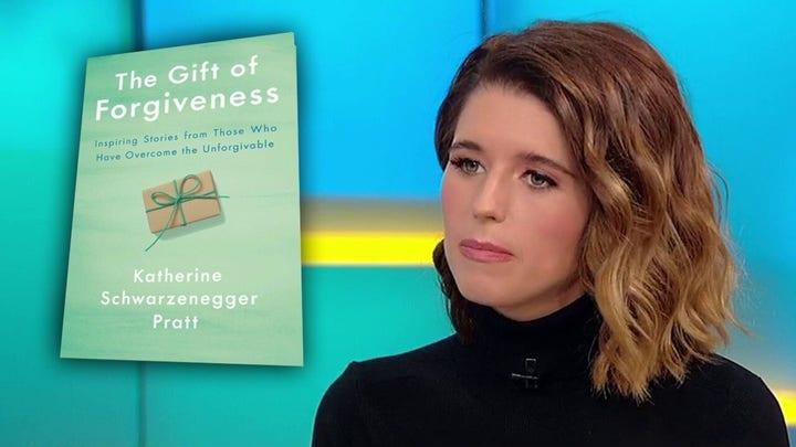 Katherine Schwarzenegger Pratt shares powerful stories of forgiveness in new book