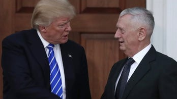 A closer look President Trump's relationship with former Defense Secretary James Mattis