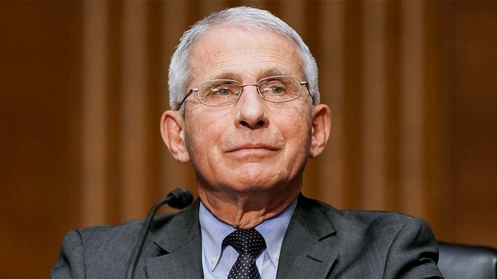 Time for Fauci to resign or be fired: Suo. Tom Cotton