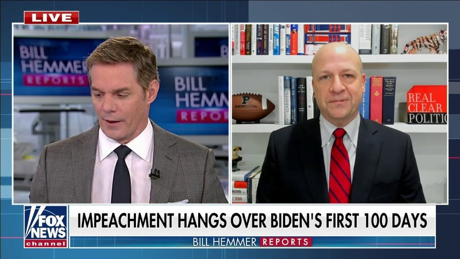 Bevan: Trump impeachment conviction 'never going to happen' without 'massive shift' among Senate GOP