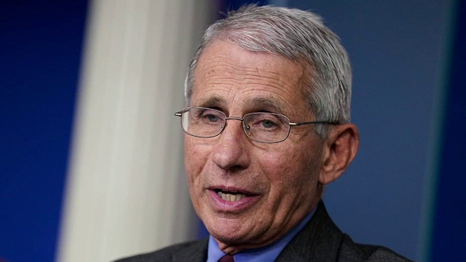 White House to block Dr. Anthony Fauci from testifying before House Appropriations Committee