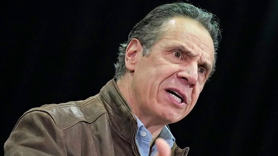 New York AG trying to find private, nonpartisan lawyer to probe Cuomo allegations