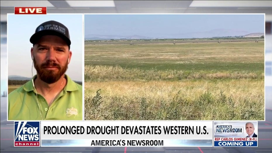 Farmers hit by droughts, outdated environmental policies: 'Do we not matter?'
