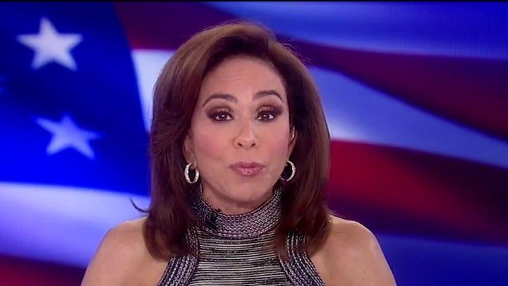 Judge Jeanine defends Border Patrol against Biden's accusations