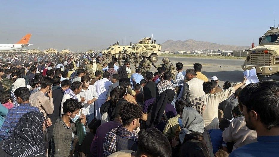 Those left in Afghanistan complain of broken US promises