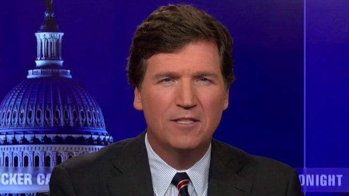 Tucker: Armed agents will enforce the left's ideology