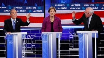 How should 2020 Democrats establish credibility and a strong leadership image?