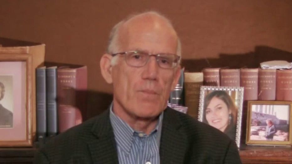 COVID science perverted by elites for ideological and financial gain: Victor Davis Hanson