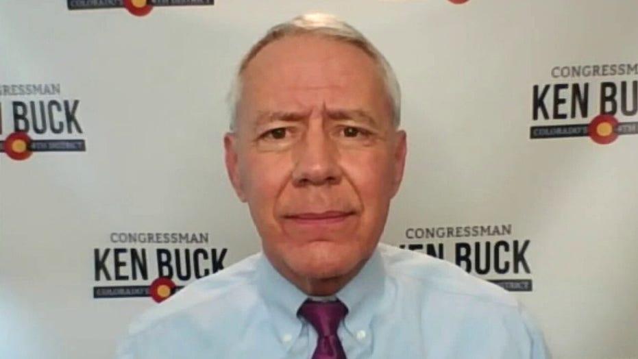 Big Tech will censor liberals next if Congress doesn't act: Rep. Ken Buck