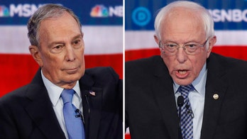 Bloomberg campaign blames Sanders' rhetoric after vandalism at Knoxville office
