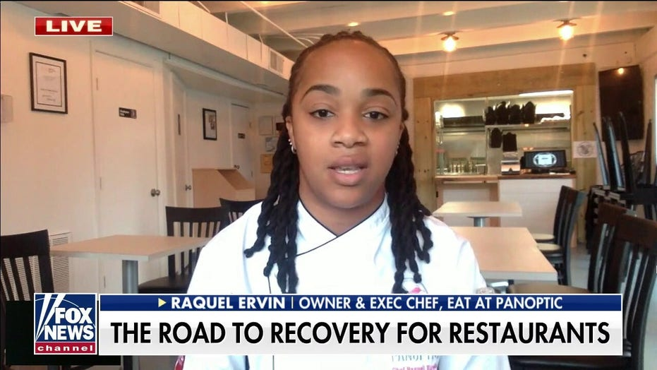 Alabama restaurant owner: 'I'm taking a loss' as food costs rise