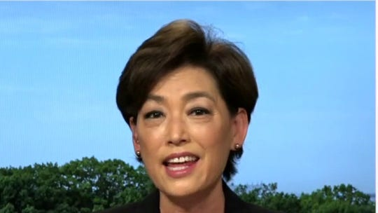 Rep. Young Kim to Biden, Harris after border visit: 'Get your butts out there and see it for yourselves'
