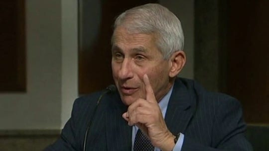 Fauci clashes with Rand Paul again at coronavirus hearing: 'You are not listening'
