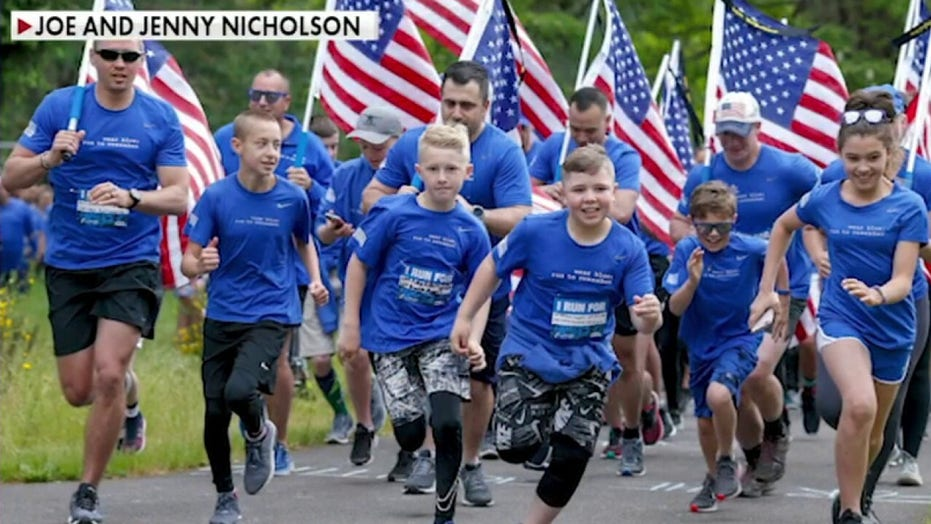 Wear Blue: Run to Remember goes virtual for Memorial Day