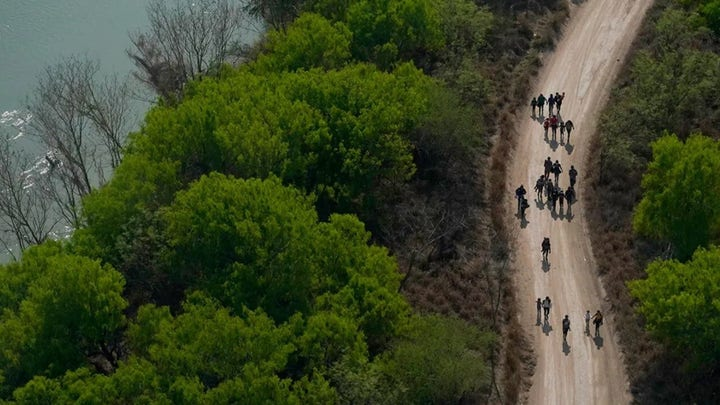 Texas AG on immigration crisis: 'No effort' from Biden admin to enforce law
