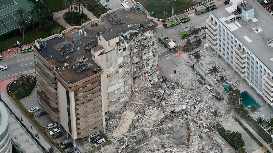 Surfside condo collapse: Officials planning for 'likely' demolition of remaining structure