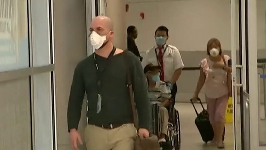 Eastern Airlines flies stranded Americans home amid COVID-19 pandemic