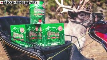 Colorado brewery owner on delivering beer by reindeer this holiday season
