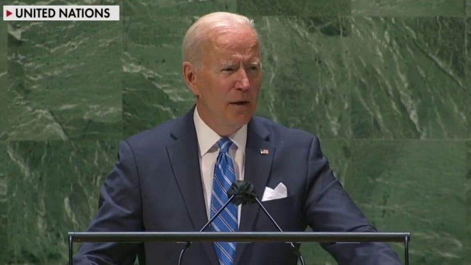 Sen. Cotton: Biden's address at the UN was a disgrace