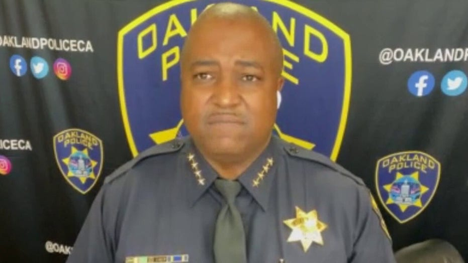Oakland TV crew robbed at gunpoint hours after police chief slams $18M budget cut amid homicide surge