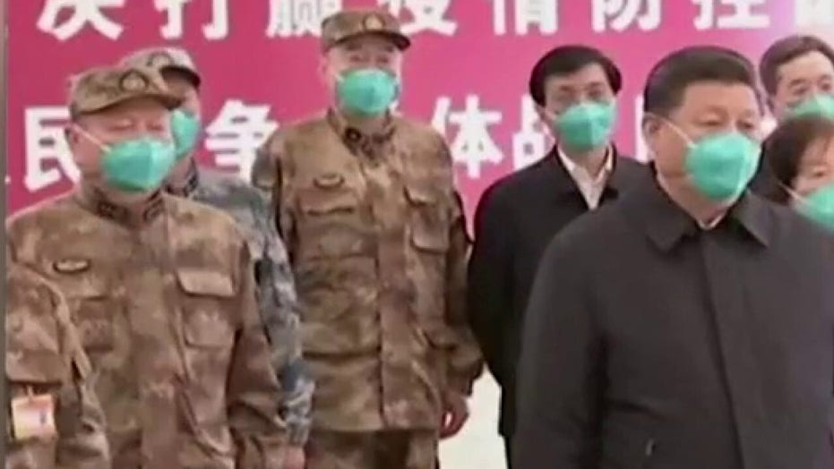 Coronavirus crisis sparks new tensions between US and China