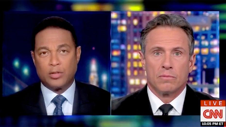 CNN's Don Lemon complains Sinema, Manchin are 'acting as Republicans'