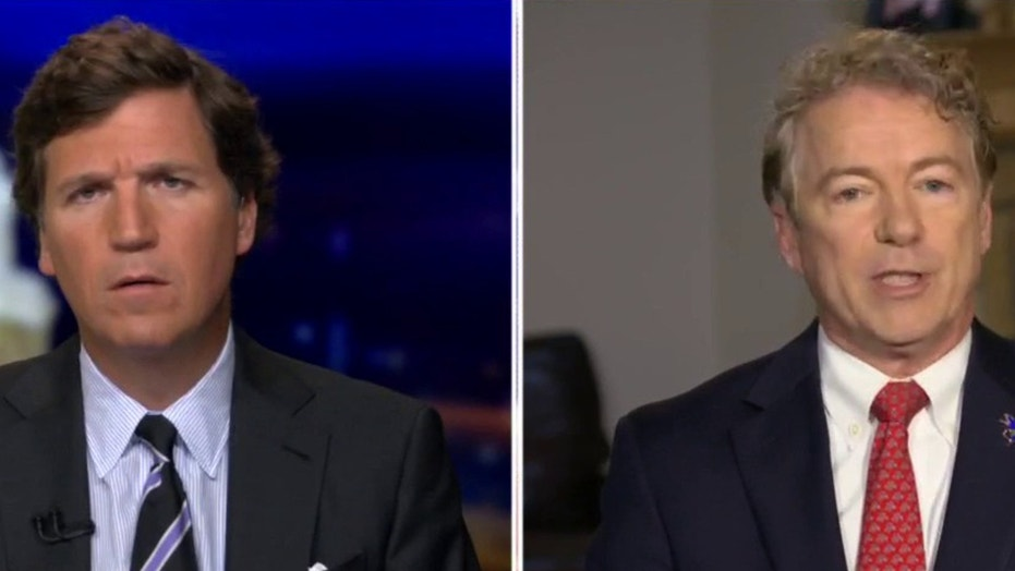 Sen. Rand Paul: Fauci 'is not being honest with the American public'