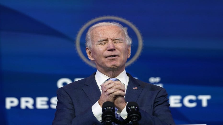 Capitol riot: Media mirrors Biden by vilifying police, comparing response to Black Lives Matter protests