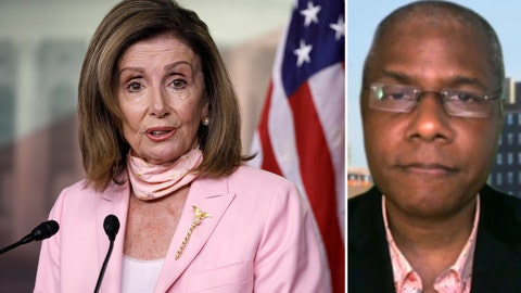 Deroy Murdock reacts to Pelosi refusing to condemn toppling of statues: 鈥楴ot surprising鈥�